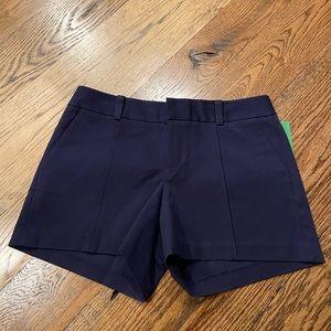 Lily Pulitzer navy dress shorts